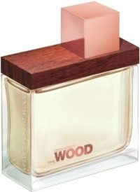 DSquared2 She Wood - Velvet Forest Wood Eau De Parfum  -  50 Ml - For Women