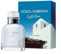 Dolce & Gabbana Light Blue Living Stromboli Eau de Toilette - 125 ml For Men
