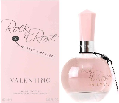 Valentino Rock N Rose Pret A Porter Eau De Toilette  -  90 Ml - For Women