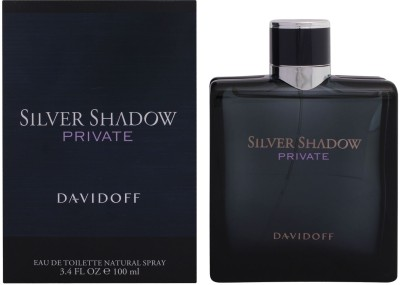 Buy Davidoff Silver Shadow Private EDT  -  100 ml: Perfume