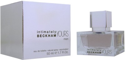 Buy David Beckham Intimately Yours Eau de Toilette  -  50 ml: Perfume