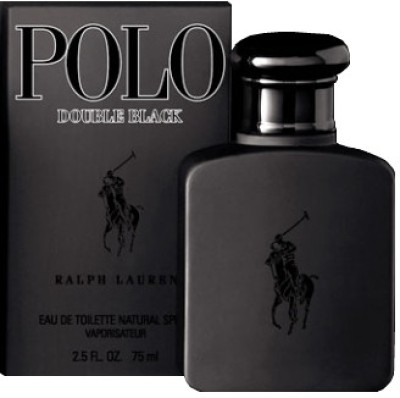 Buy Ralph Lauren Polo Double Black Eau de Toilette  -  75 ml: Perfume