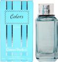 Gianni Venturi Colors - Blue Eau De Parfum  -  100 Ml - For Men