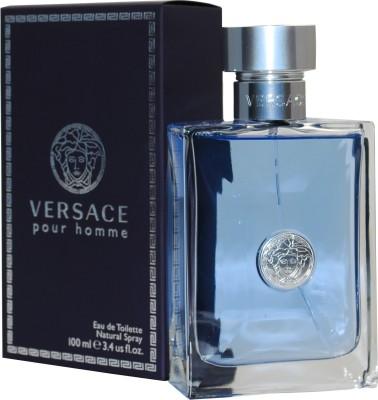 Buy Versace Pour Homme Eau de Toilette  -  100 ml: Perfume
