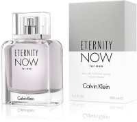 Calvin Klein Eternity Now Eau De Toilette  -  100 Ml (For Men, Boys)