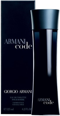 Buy Giorgio Armani Code Eau de Toilette  -  125 ml: Perfume