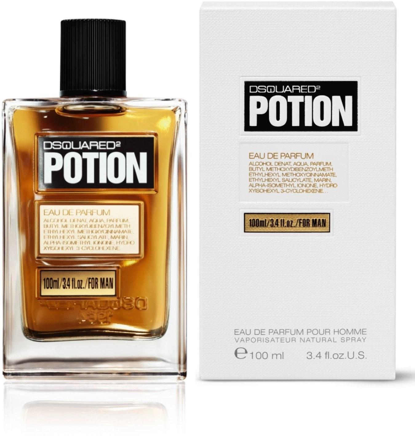 dsquared potion edp