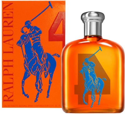 Buy Ralph Lauren Big Pony 4 EDT  -  75 ml: Perfume