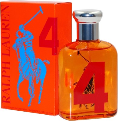 Buy Ralph Lauren Big Pony 4 Eau de Toilette  -  75 ml: Perfume
