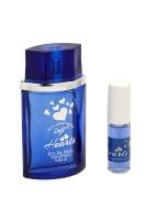 DSP Blue Hearts Strong Perfume For Women Eau De Parfum  -  100 Ml (For Women)