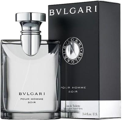 Buy Bvlgari Pour Homme Soir Eau de Toilette  -  100 ml: Perfume