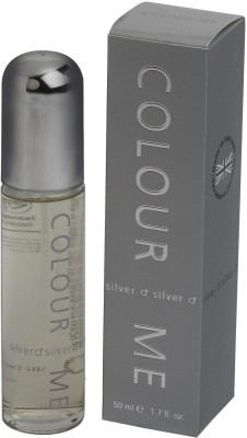 Colour Me Colour Me EDT (Silver) Eau de Toilette - 50 ml