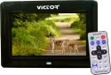 Victor Dpf-7043 Digital Photo Frame With Remote 7 Inch Digital (128 MB, Black)