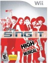 Disney Sing It High School Musical 3: Physical Game