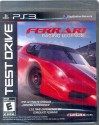 Test Drive : Ferrari Racing Legends: Physical Game