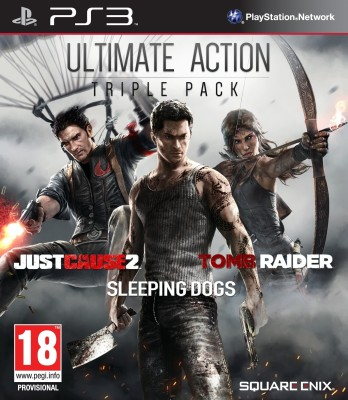 Games Ultimate Action Triple Pack