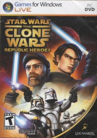 Star Wars : The Clone Wars - Republic Heroes