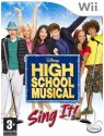 Disney High School Musical Sing It: Physical Game