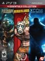 2K Essentials Collection : Bioshock / Borderlands / Xcom Enemy Unknown: Physical Game