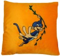 Stuffed Cushion Chhota Bheem - Jungle (Marigold)