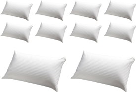 JDX Striped Bed/Sleeping Pillow