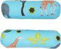 Wonderkids Giraffe Print Baby Pillow