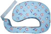 BORN BABIES Self Feeding/Nursing Pillow (Pack Of 1, Blue)