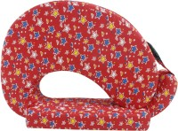 Momtobe Printed Feeding/Nursing Pillow Pack Of1, Red
