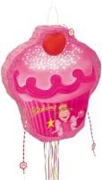 MyBirthdaySupplies Pull String Pinata (Pink, Pack Of 1)