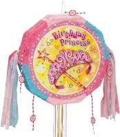 MyBirthdaySupplies Pull String Pinata (Multicolor, Pack Of 1) - PITEEJE6M5QRJUDY