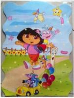 Funcart Dora (Khoi Bag) Pull String Pinata (Multicolor, Pack Of 1)