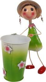Wonderland Girl With Pot