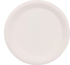 Pappco Greenware Solid Paper Plate