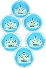 Funcart Prince Crown Theme 9 Inch