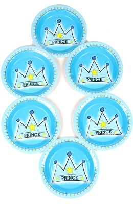 Funcart Prince Crown Theme 7 Inch