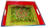 bestumbuy Green square Tray