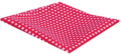 Leonardi Checkered Microfibre Pocket Square