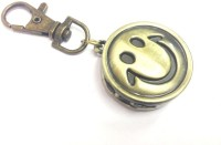 Kairos Designer Smiley Keychain Analog Pocket Watch