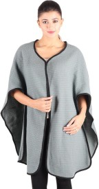 Owncraft Wool Poncho