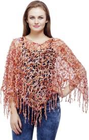 Clo Clu Thread Knitting Poncho
