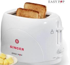 Singer Easy Pop 2 Slice Pop Up Toaster