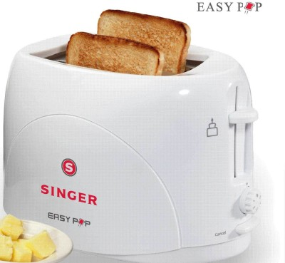 Singer Easy Pop 2 Slice Pop Up Toaster