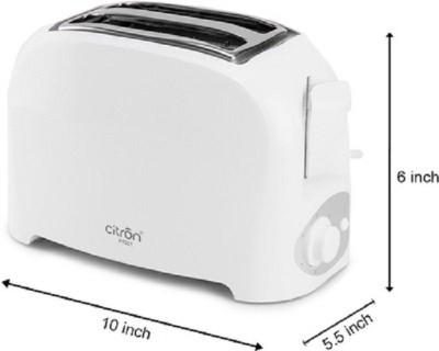 Citron PT001 2 Slice Pop Up Toaster