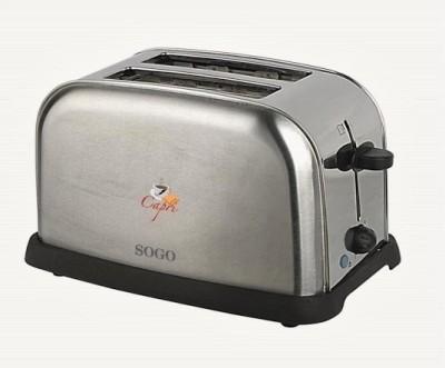 Sogo SS-5340 900 W Pop Up Toaster