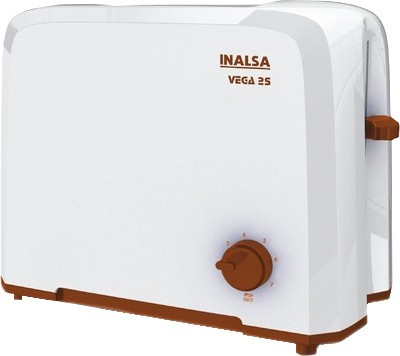 Buy Inalsa Vega 2S 750 W Pop Up Toaster: Pop Up Toaster