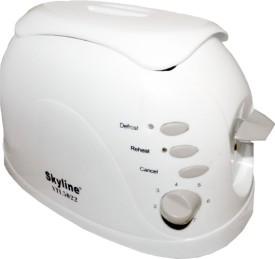Skyline VTL-5022 2 Slice Pop Up Toaster