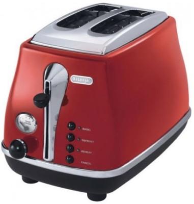 Delonghi CTO 2003 900 W Pop Up Toaster