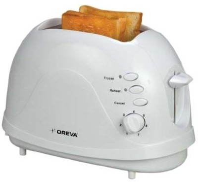 Oreva 2 Slice Pop Up Toaster