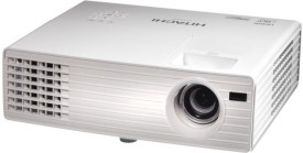 Hitachi 3000 lm DLP Corded Portable Projector