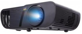 View Sonic 3300 lm DLP Corded Portable Projector